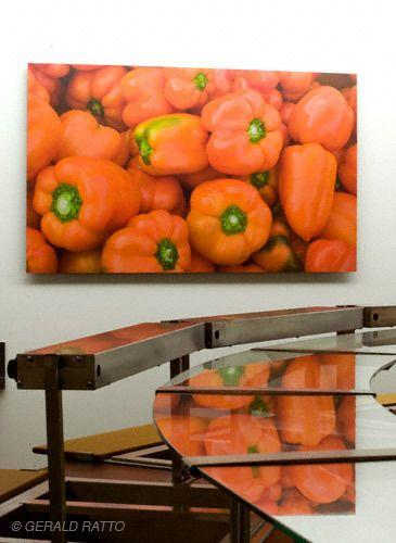 Bell PeppersInstalled Artwork