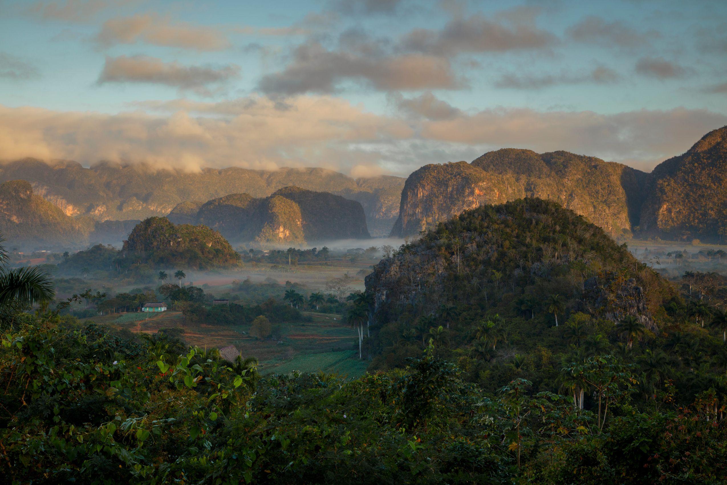 Valle de Vinales. Pinar del Rio Province. Cuba.