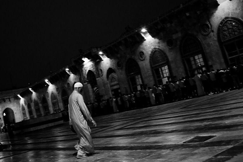 Umayyad mosque, Aleppo, Syria