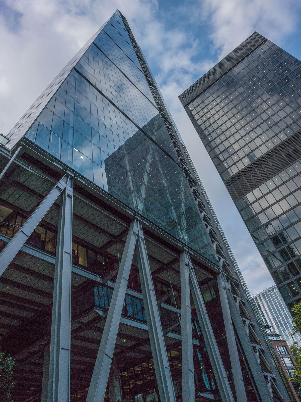 LLOYD'S BUILDING, STUDY 1, LONDON, ENGLAND, 2017
