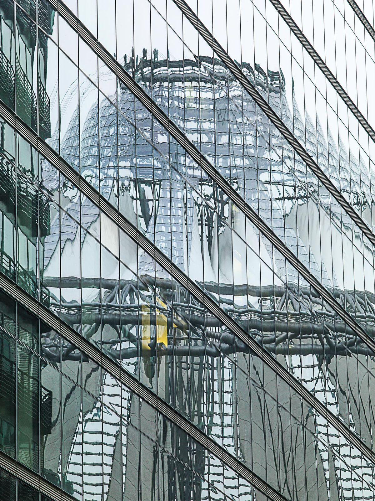 THE GHERKIN, COMMERCIAL SKYSCRAPER, LONDON, ENGLAND, 2018