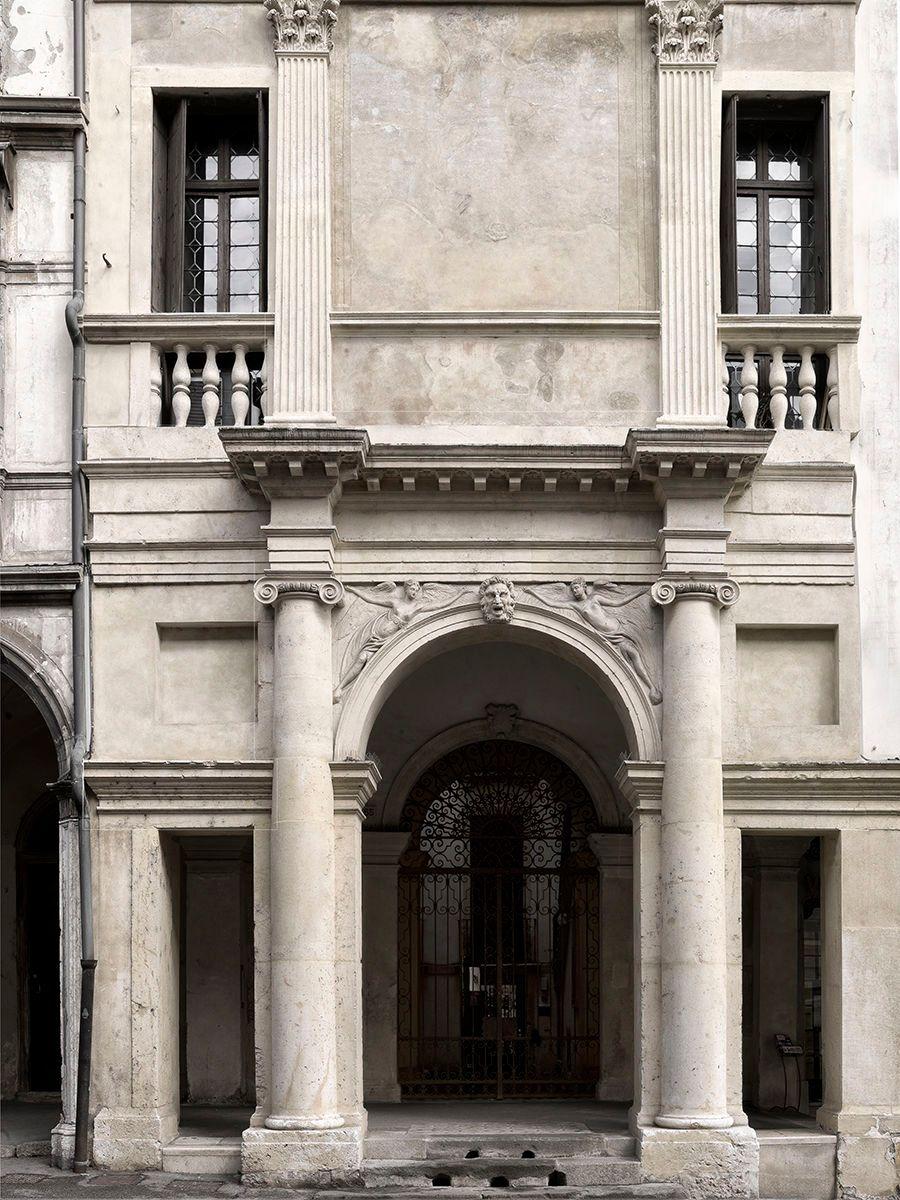 PALLADIO'S HOUSE VICENZA