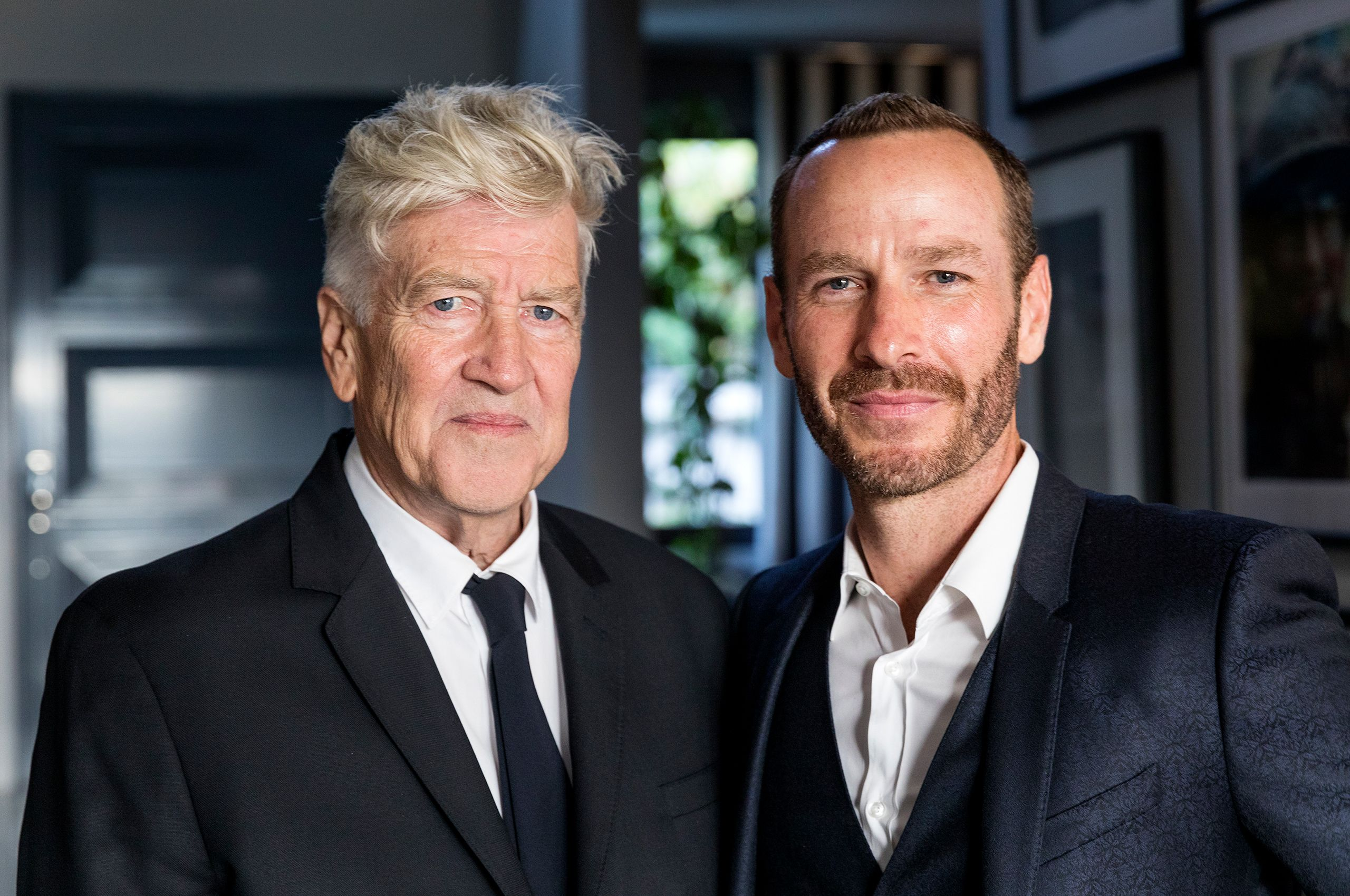 David Lynch and Jason Bentley for KCRW