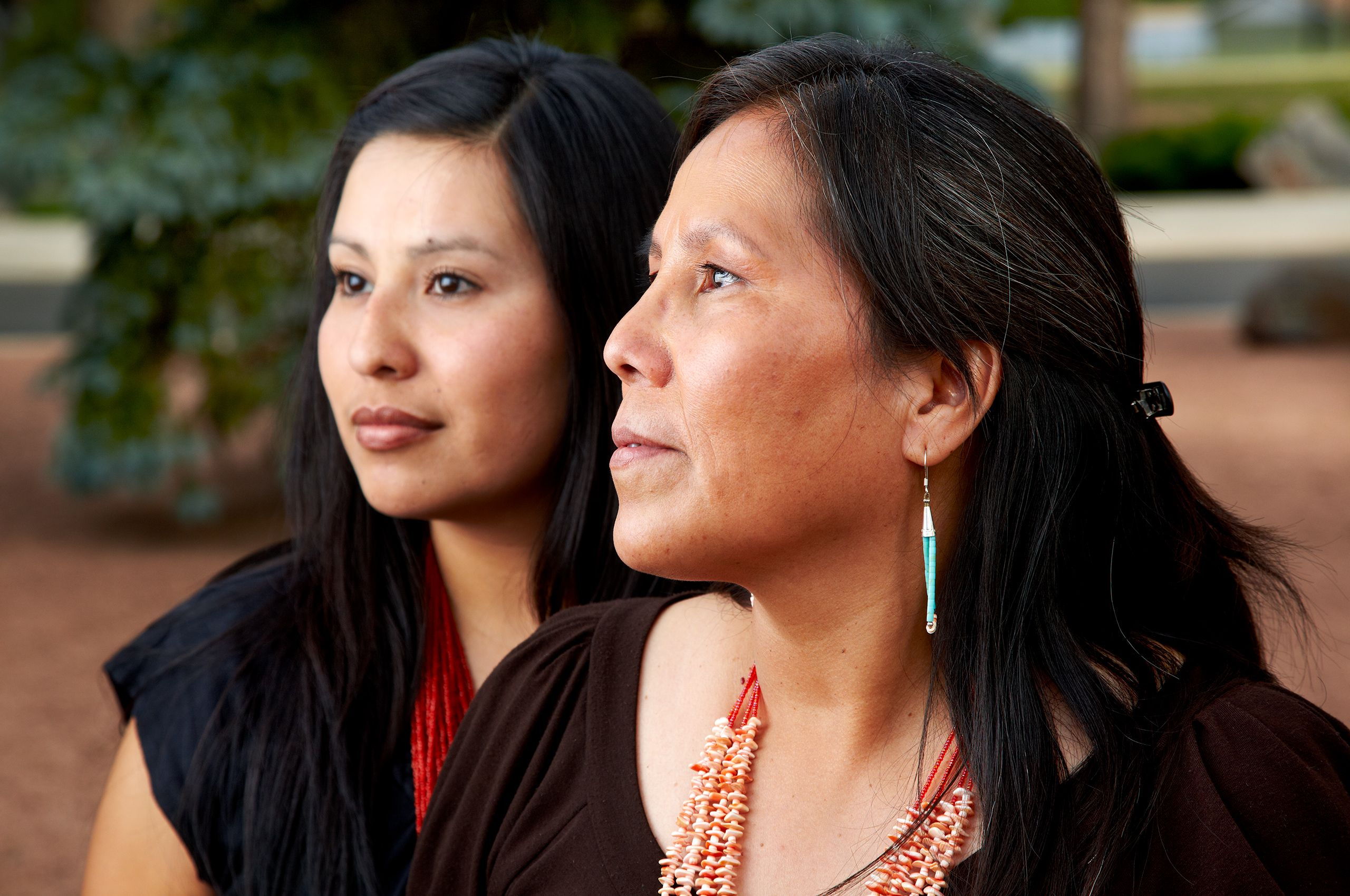 Navajo Mother's  Navajo Daughter's