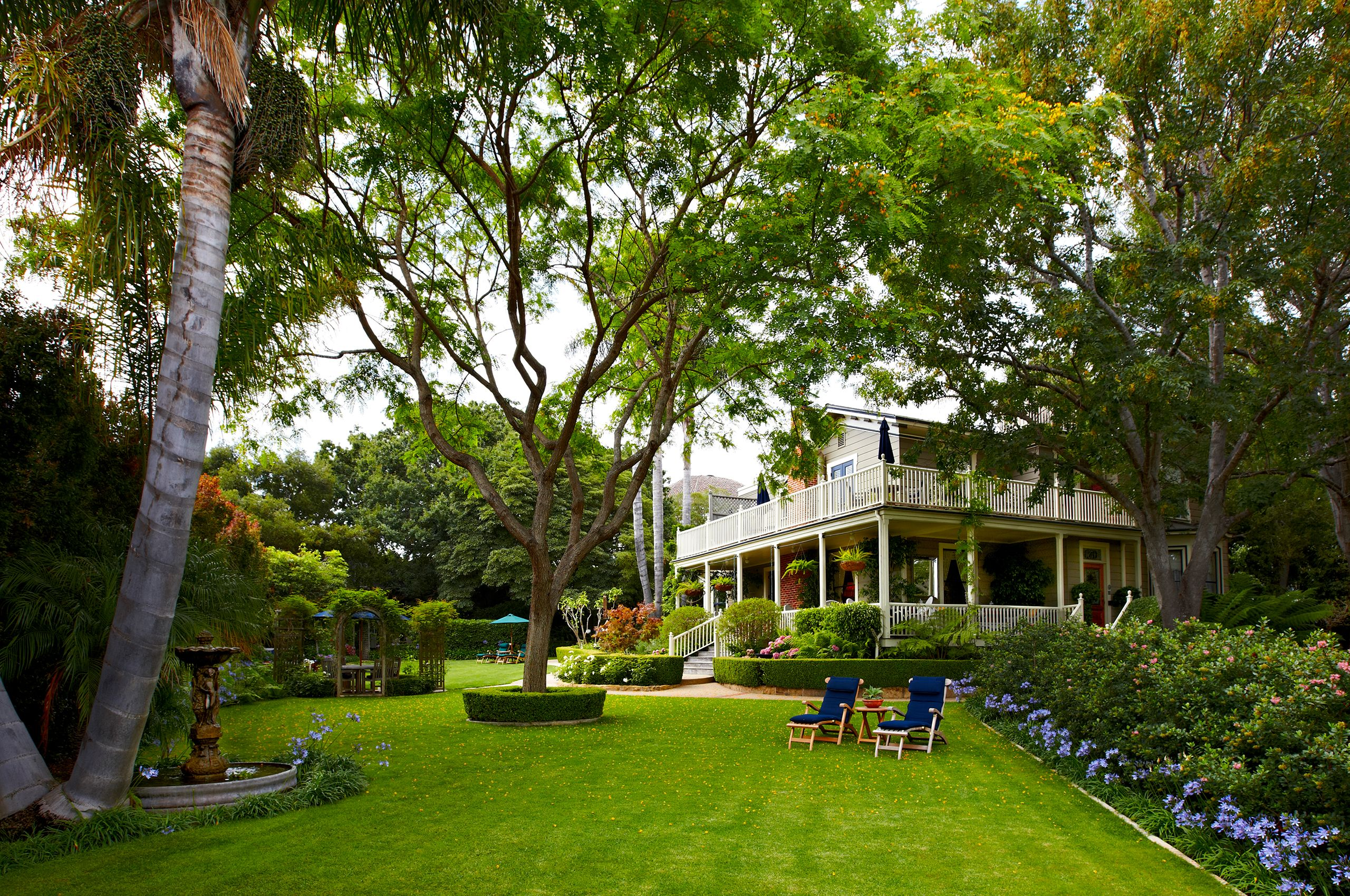 Simpson House Inn - Santa Barbara