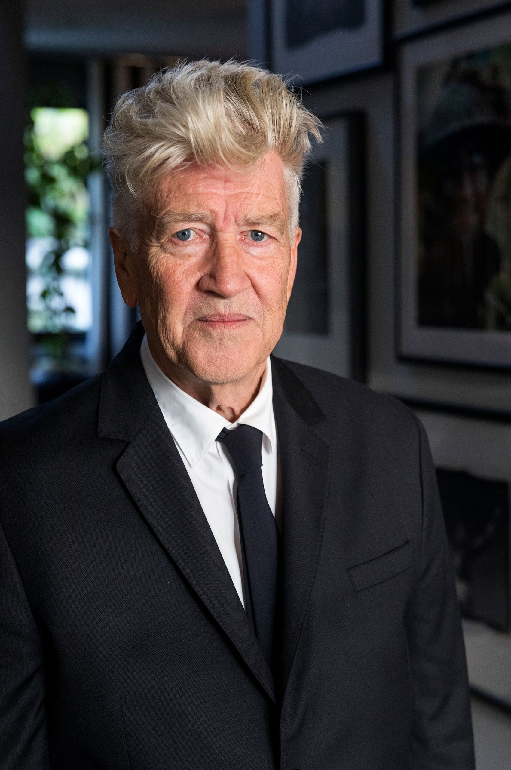 David Lynch for KCRW