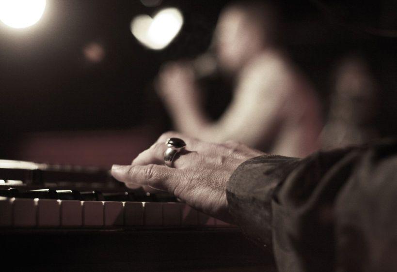 """Jaded Piano Hand"" Darryl Havers"