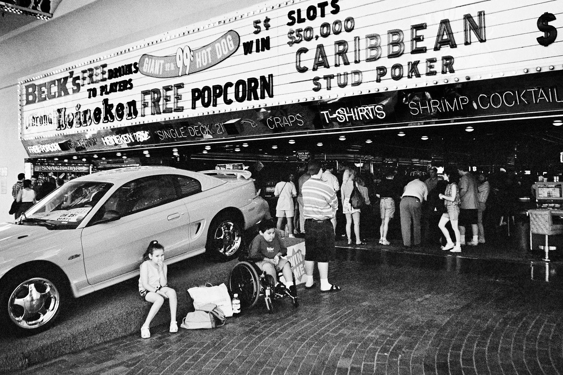 Las Vegas Blvd., Las Vegas, NV 1996