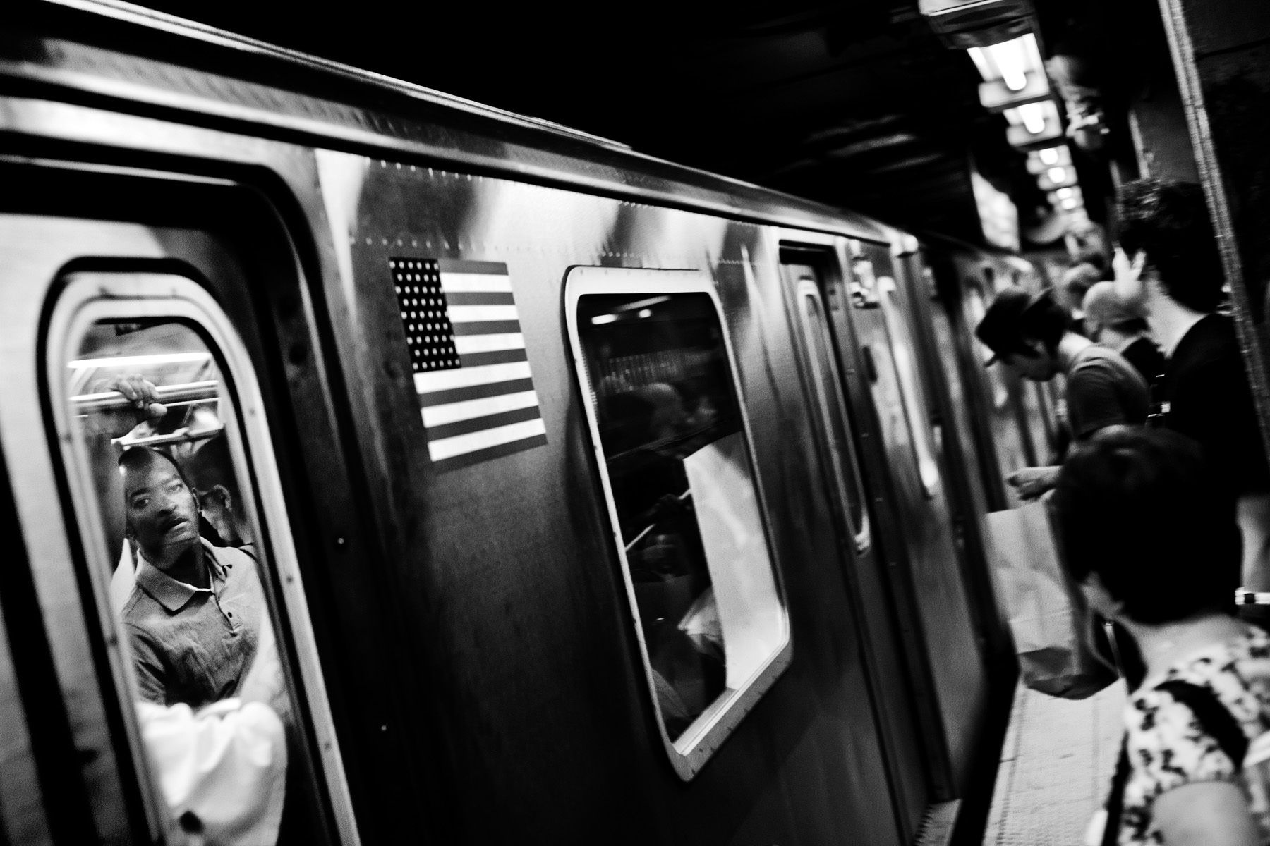 Subway, New York, NY, 2010