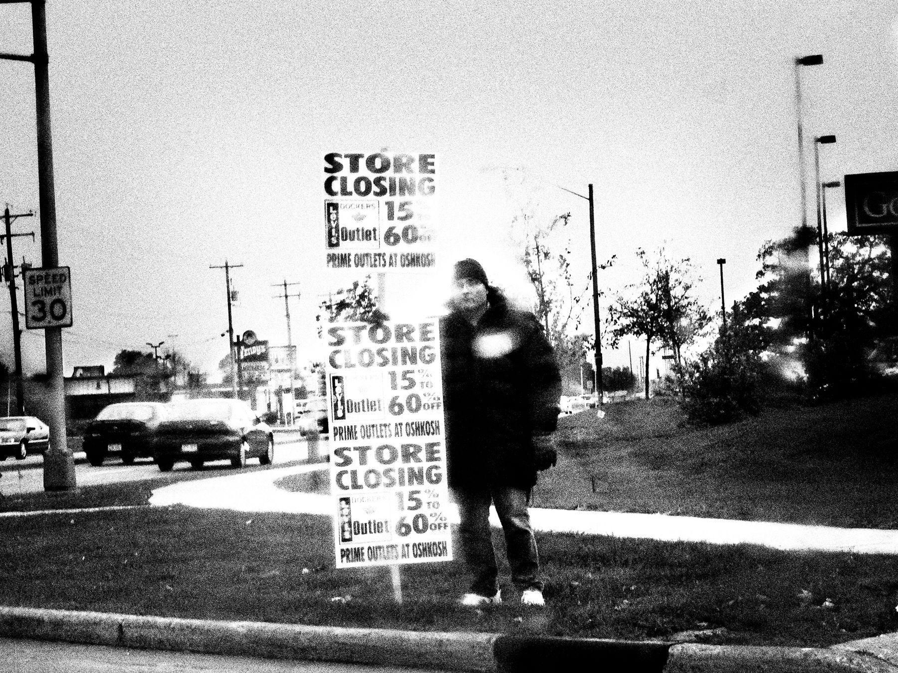 W. South Park Ave., Oshkosh, WI, 2003