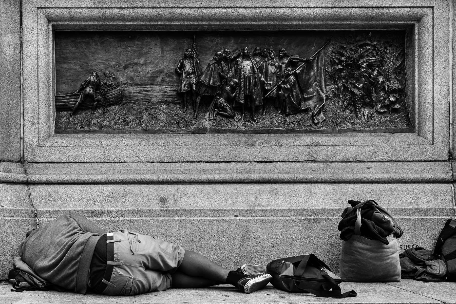 Columbus Circle, New York, NY, 2012