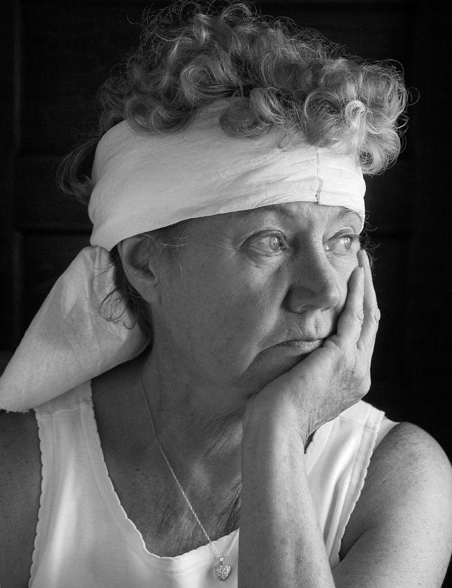 Audrey Rhyner, Oshkosh, WI, 2001