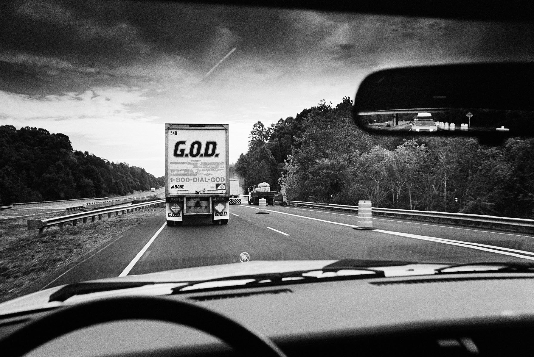Interstate 95, Virginia, 1996