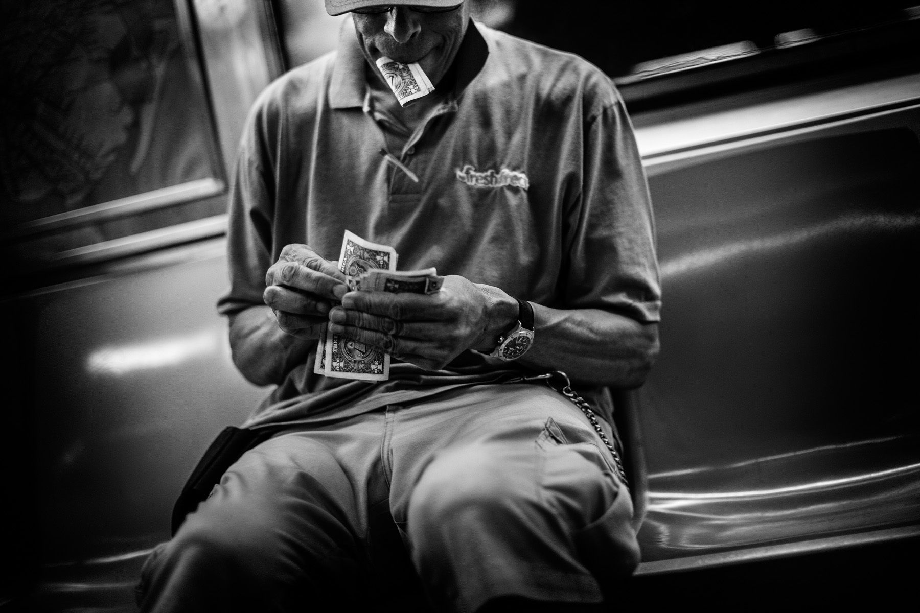 Subway, New York, NY, 2012