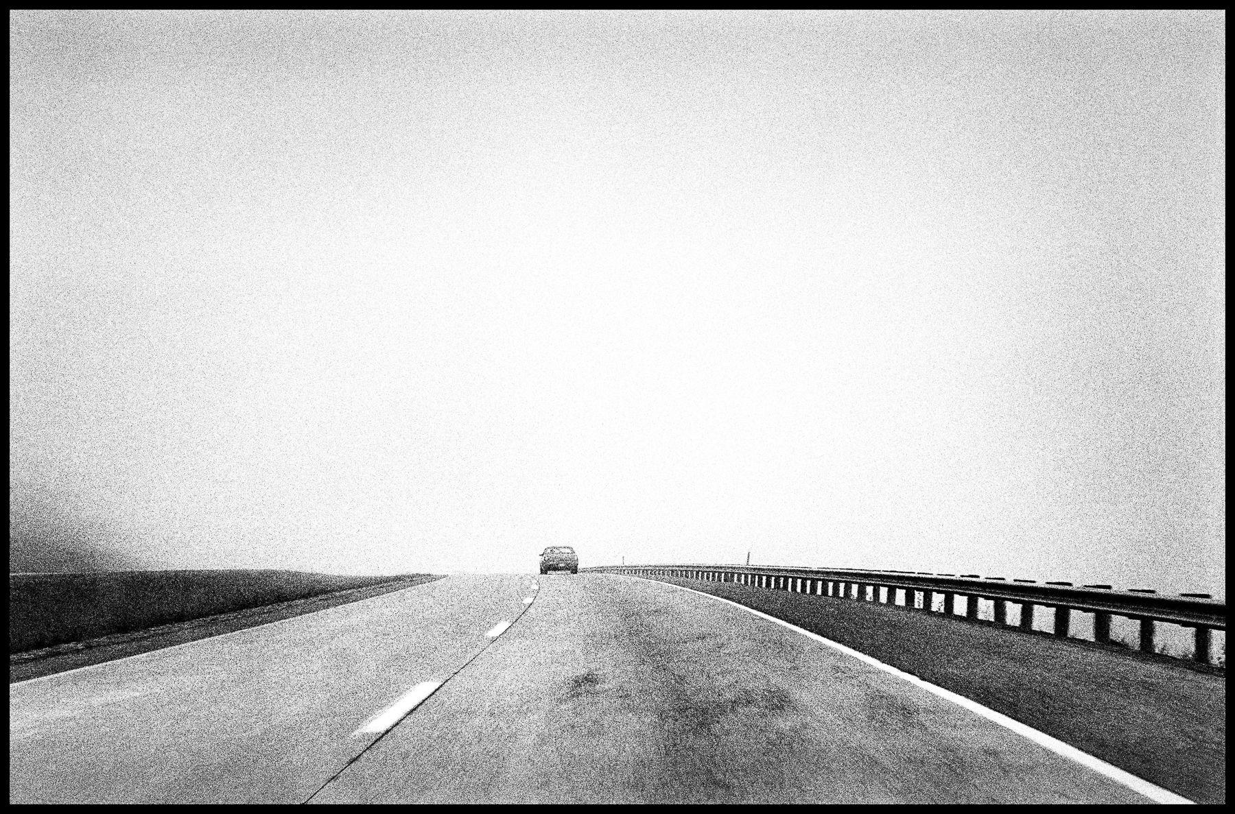 Interstate Hwy. 64, WV, 1986