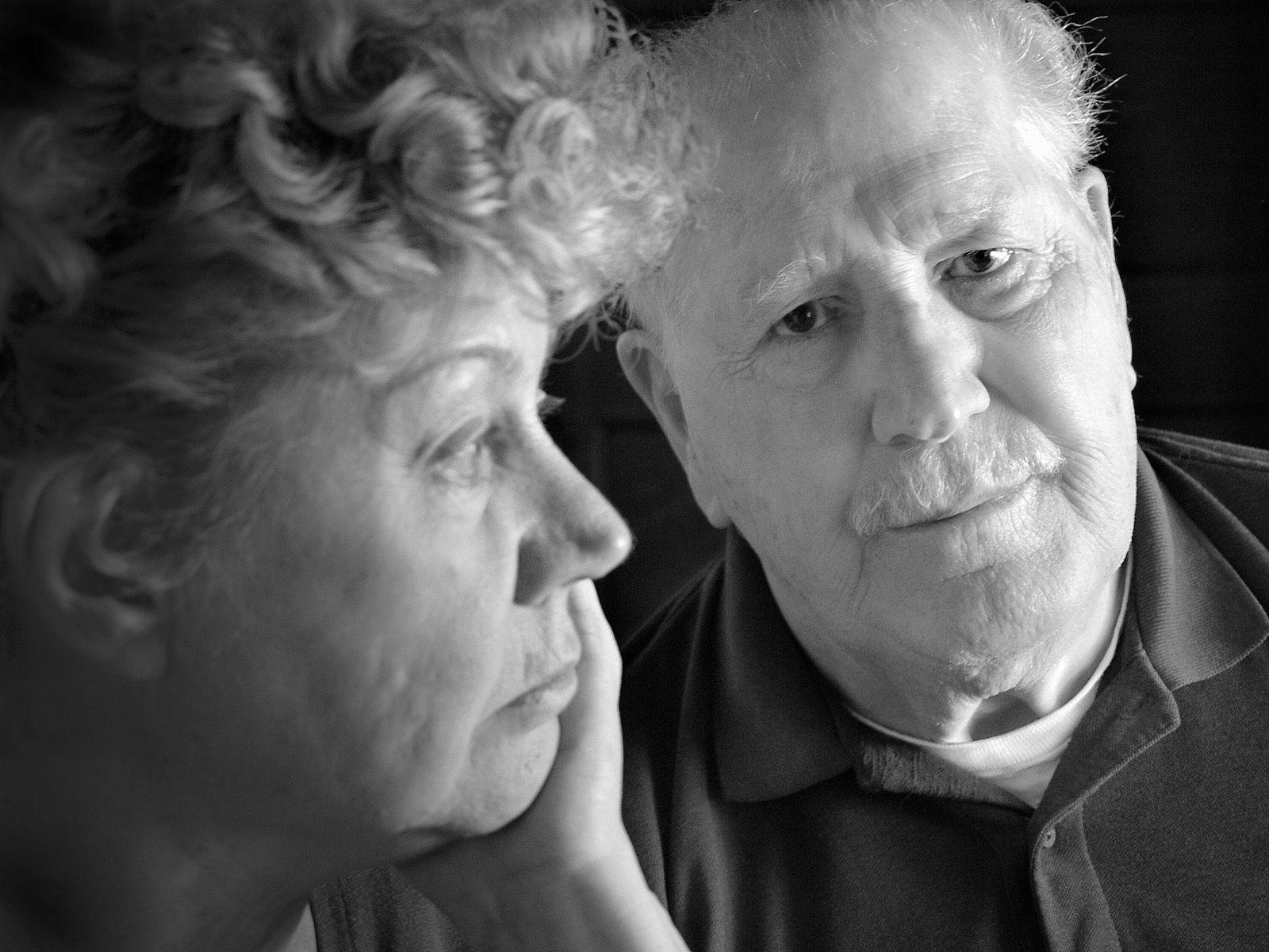 Audrey and Harry Rhyner, Oshkosh, WI, 2001