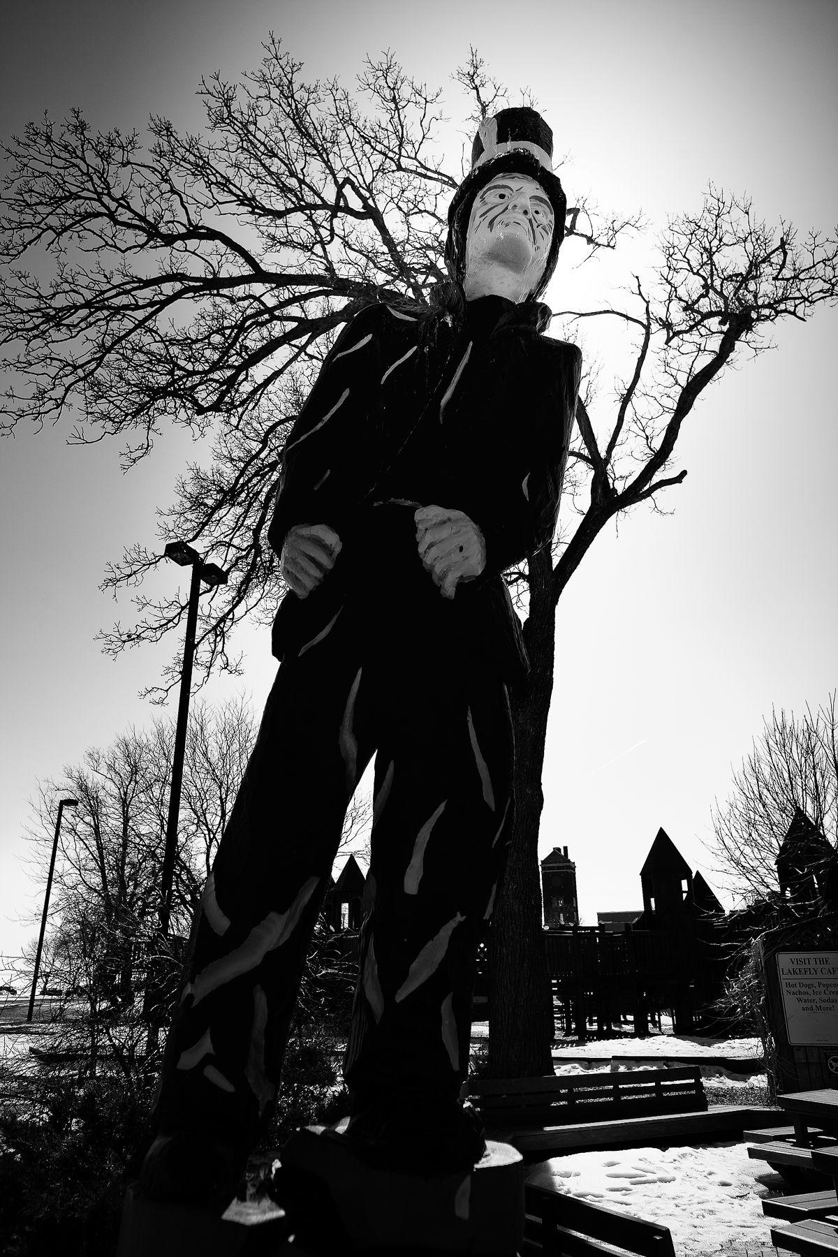 Menominee Park, Oshkosh, WI, 2009