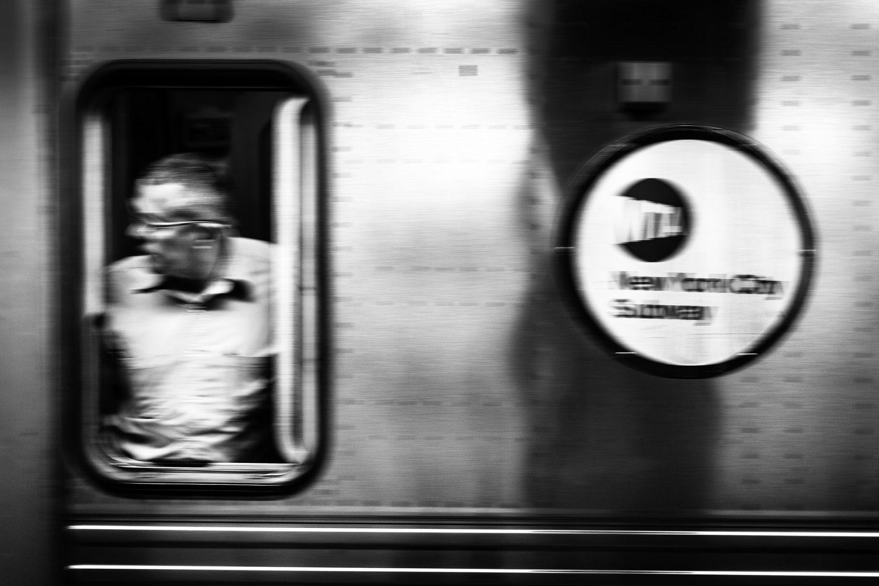 Subway, New York, NY, 2012