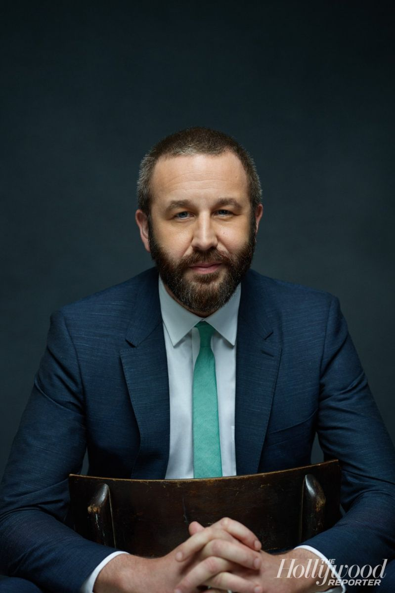 Chris O'Dowd for The Hollywood Reporter