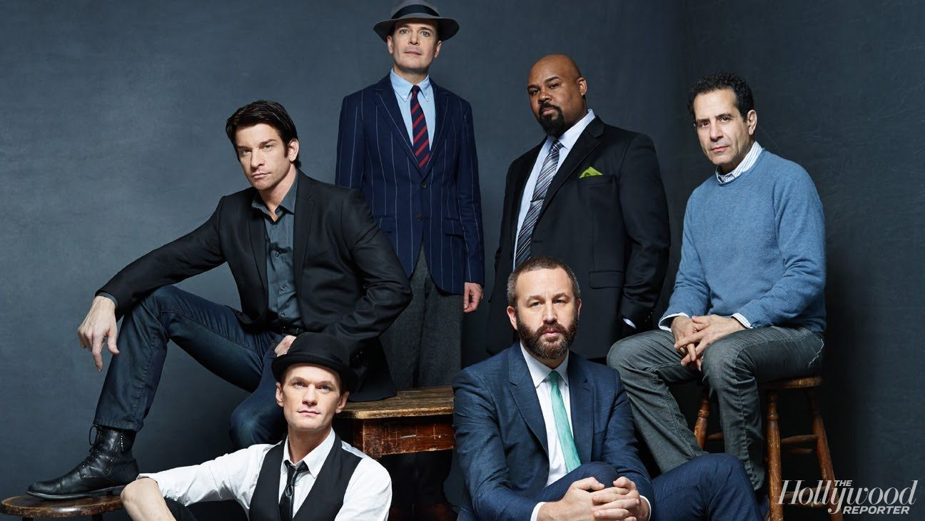 Tony Nominees for The Hollywood Reporter