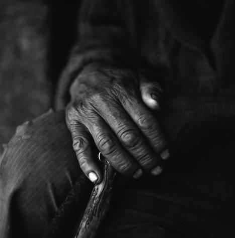 Beggar, Antigua, Guatemala