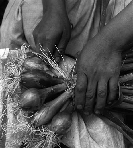 Vegetable Seller,  Cusco, Peru