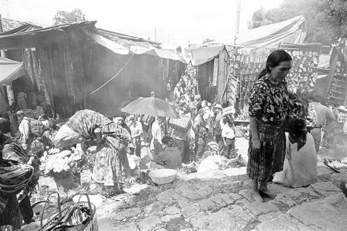 Praying Indigenous Woman, Chichicastenenga