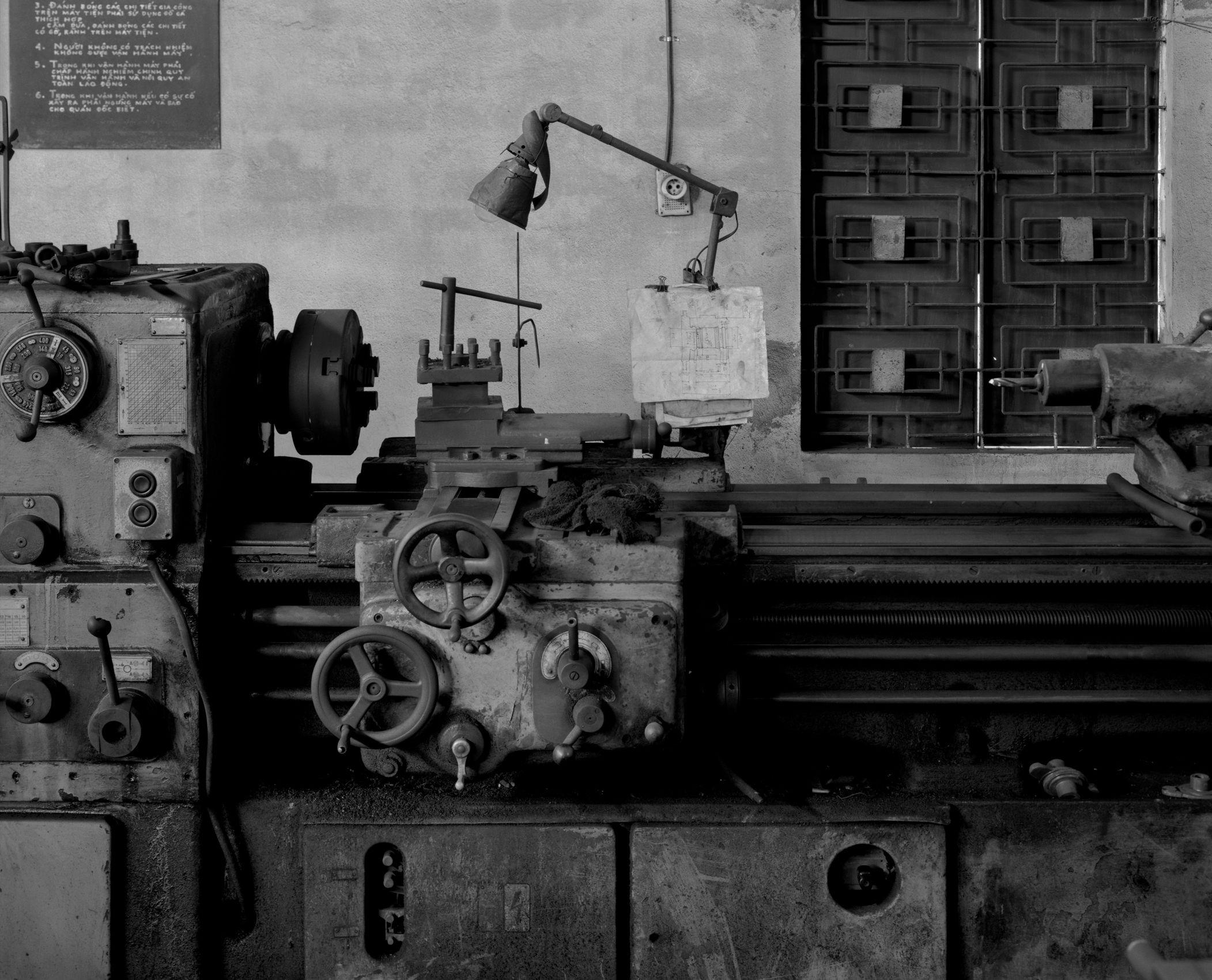 Machine shop, Haiphong