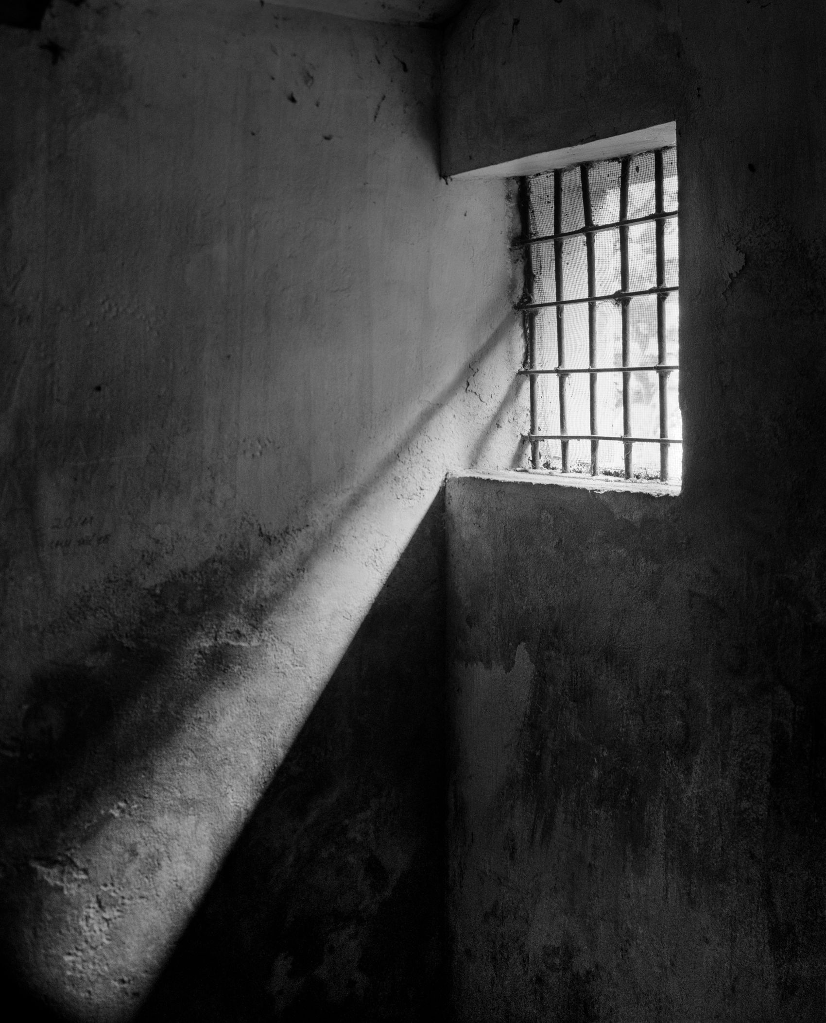Solitary Prison Cell, Hanoi