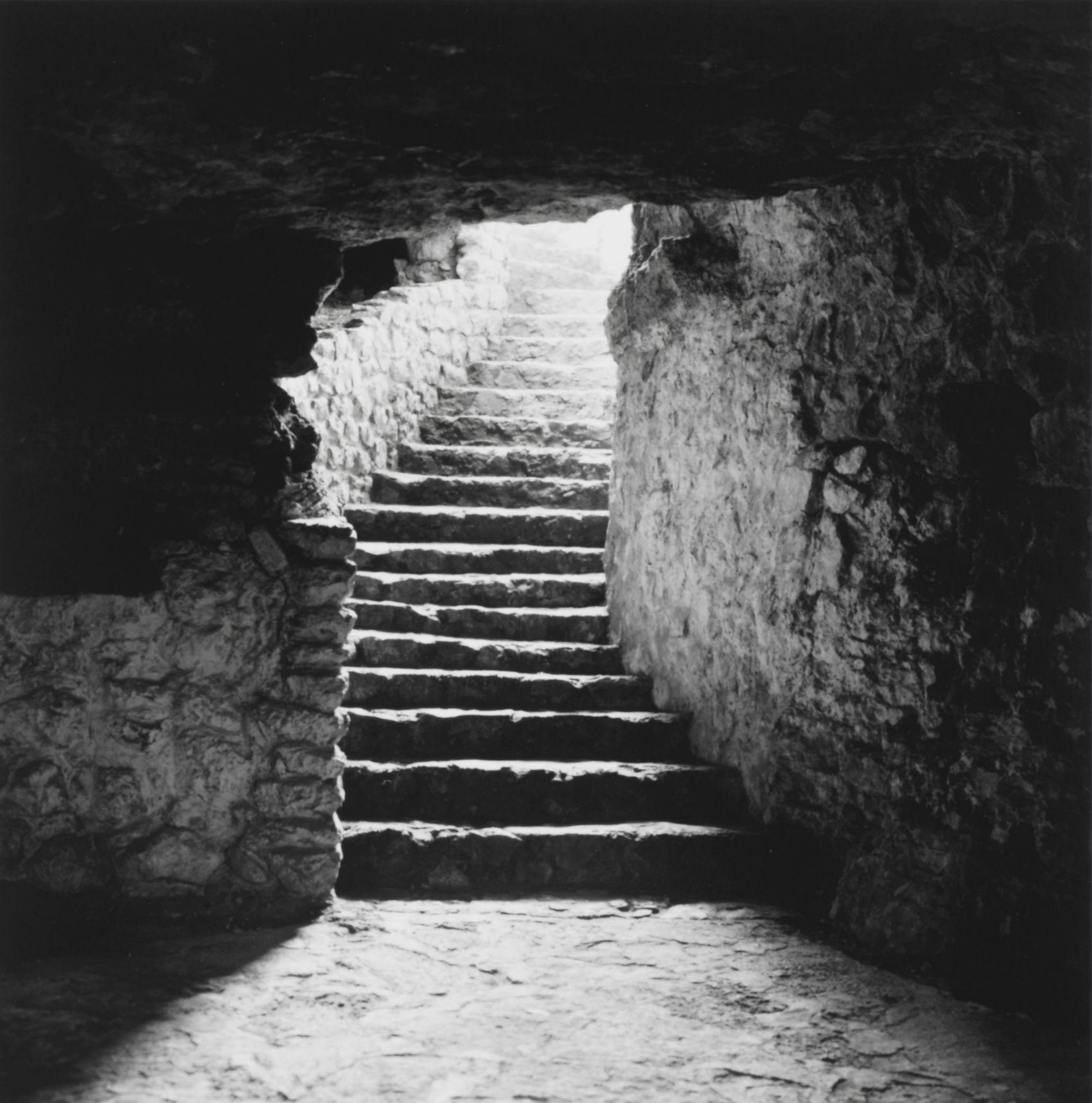 Cistern Steps, Yucatan