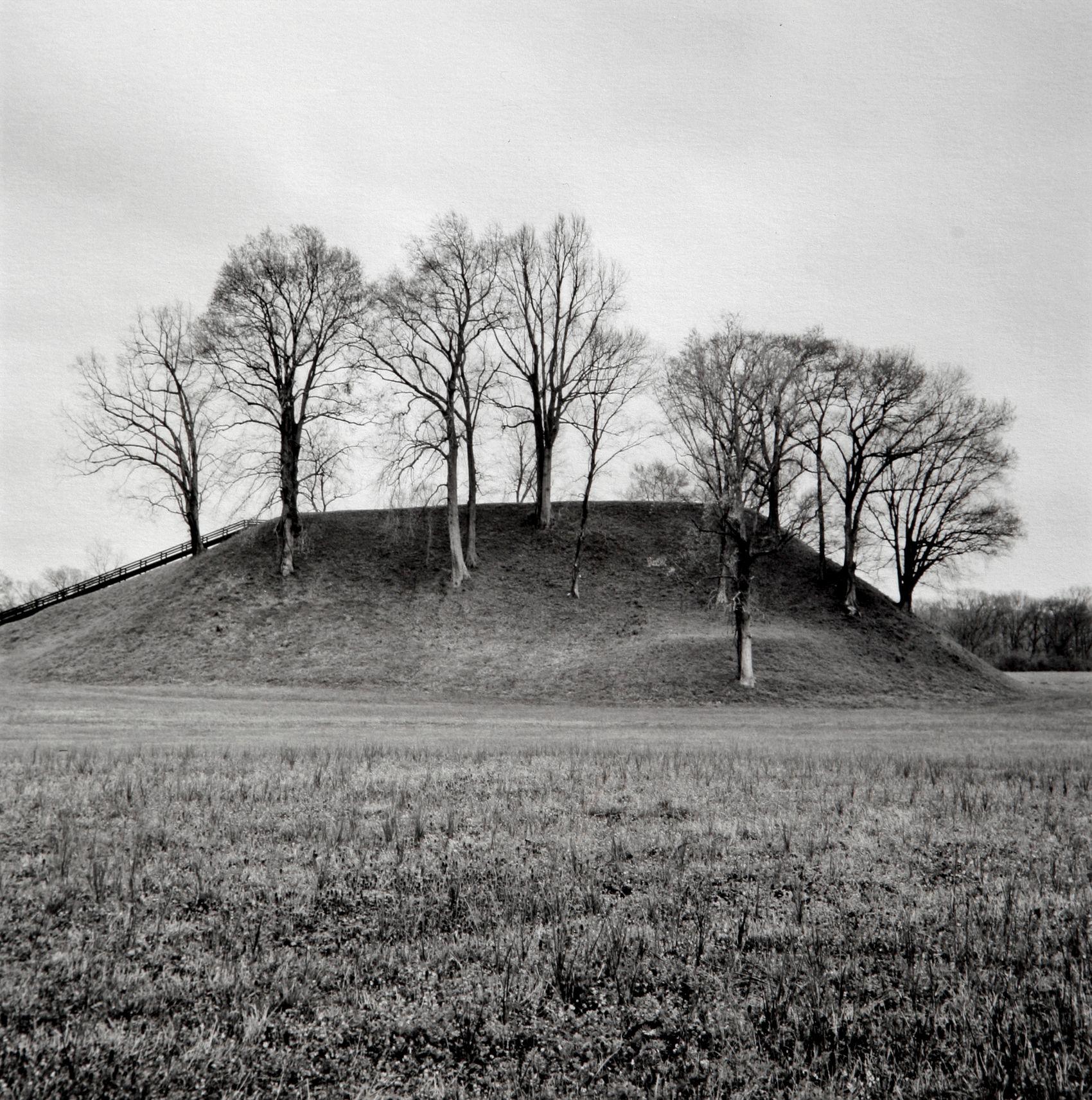 Etowah, Pre Columbian Burial Mound