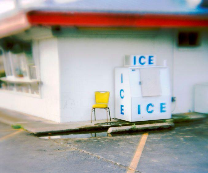 Ice, Arkansas