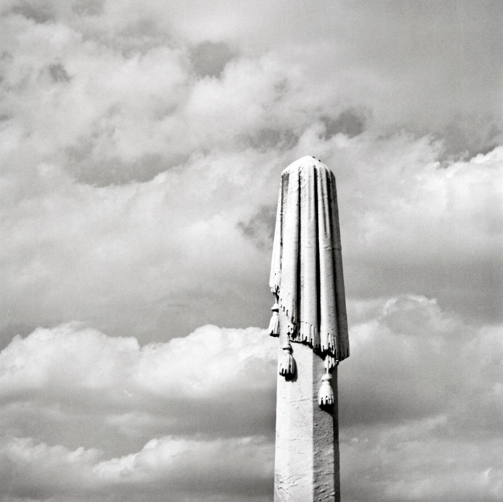"""""""Draped Column"""", Baltimore, 2006"""