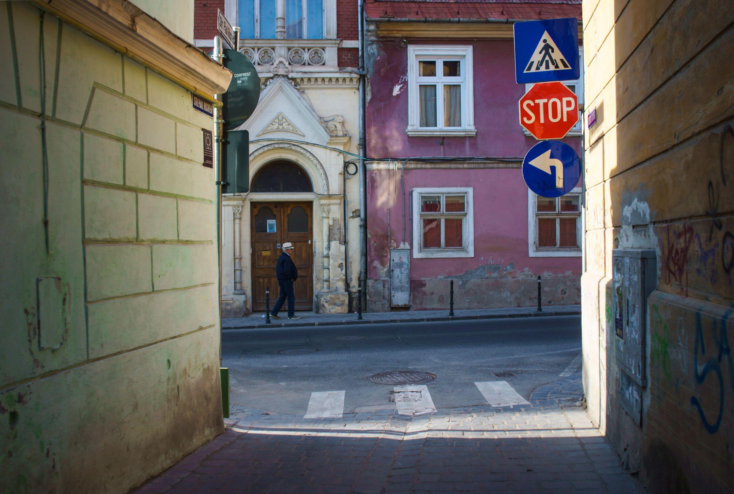 Stop! Brasov