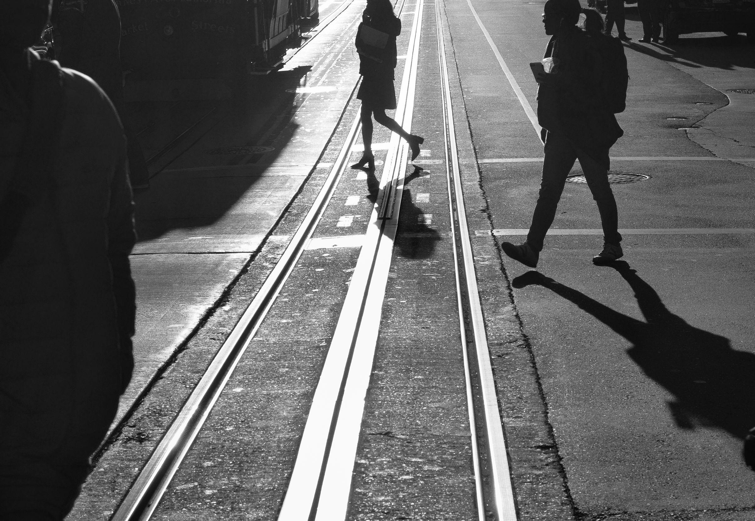 Crossing Tracks