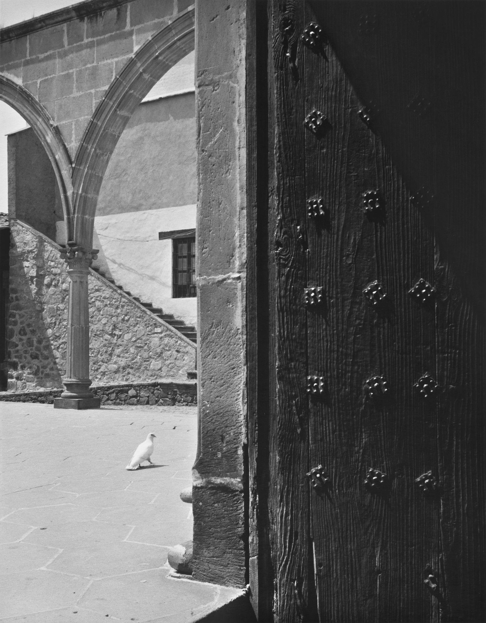 11th Courtyard, Patzcauro
