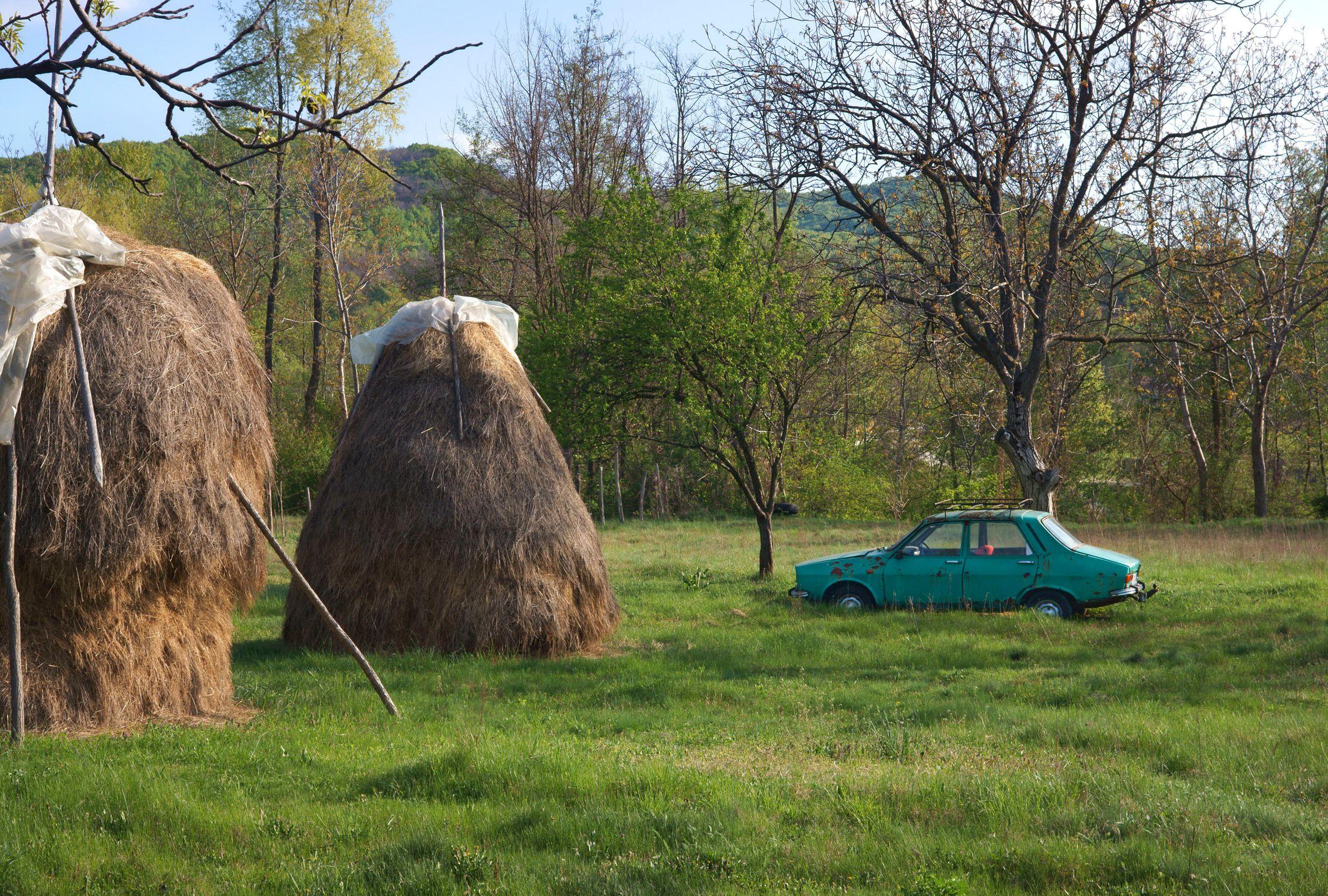 Dacia and Haystacks