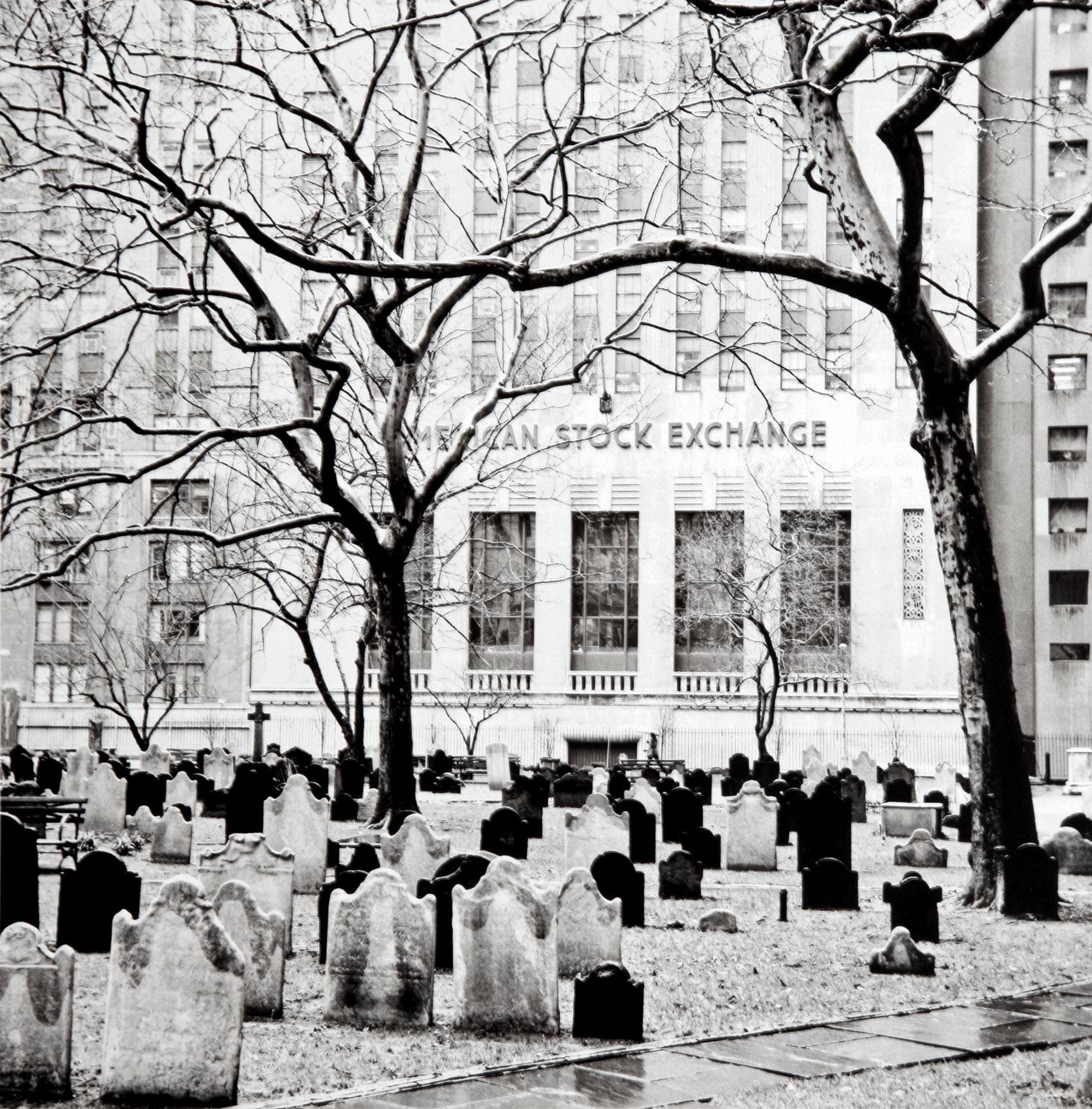 Trinity Church, Wall St. New York