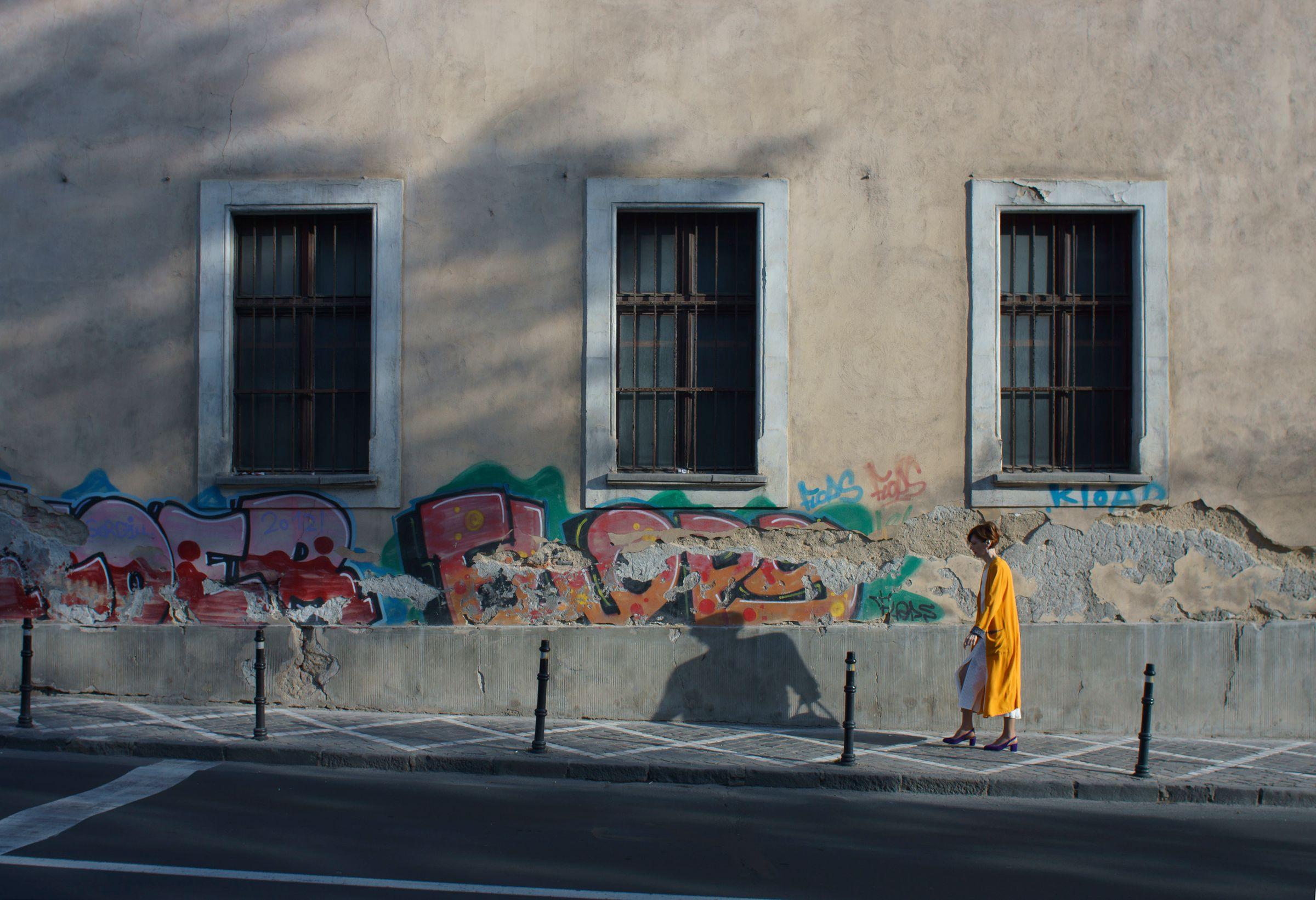 Grafittii, Brasov
