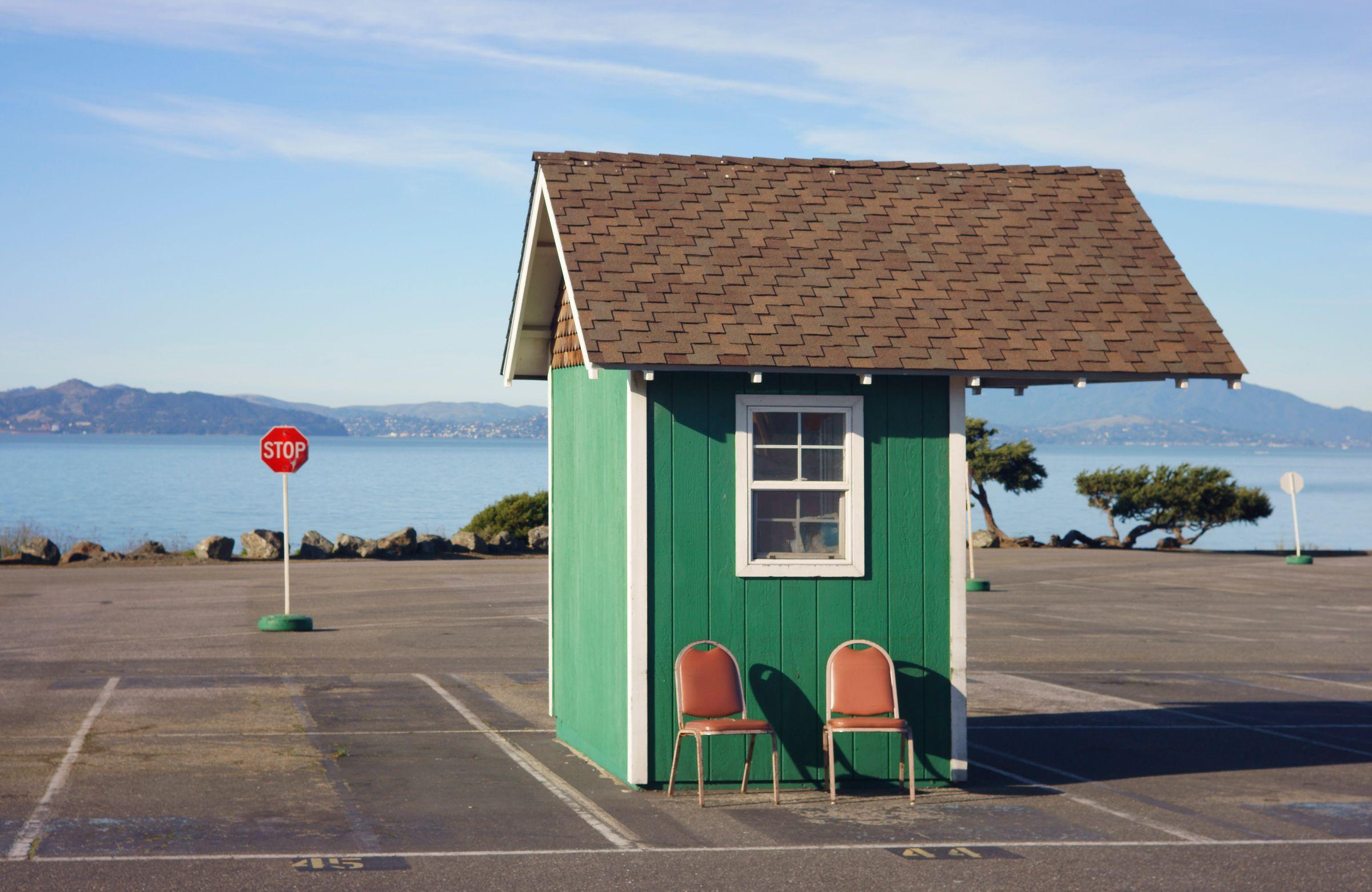 Green House, San Francisco Bay