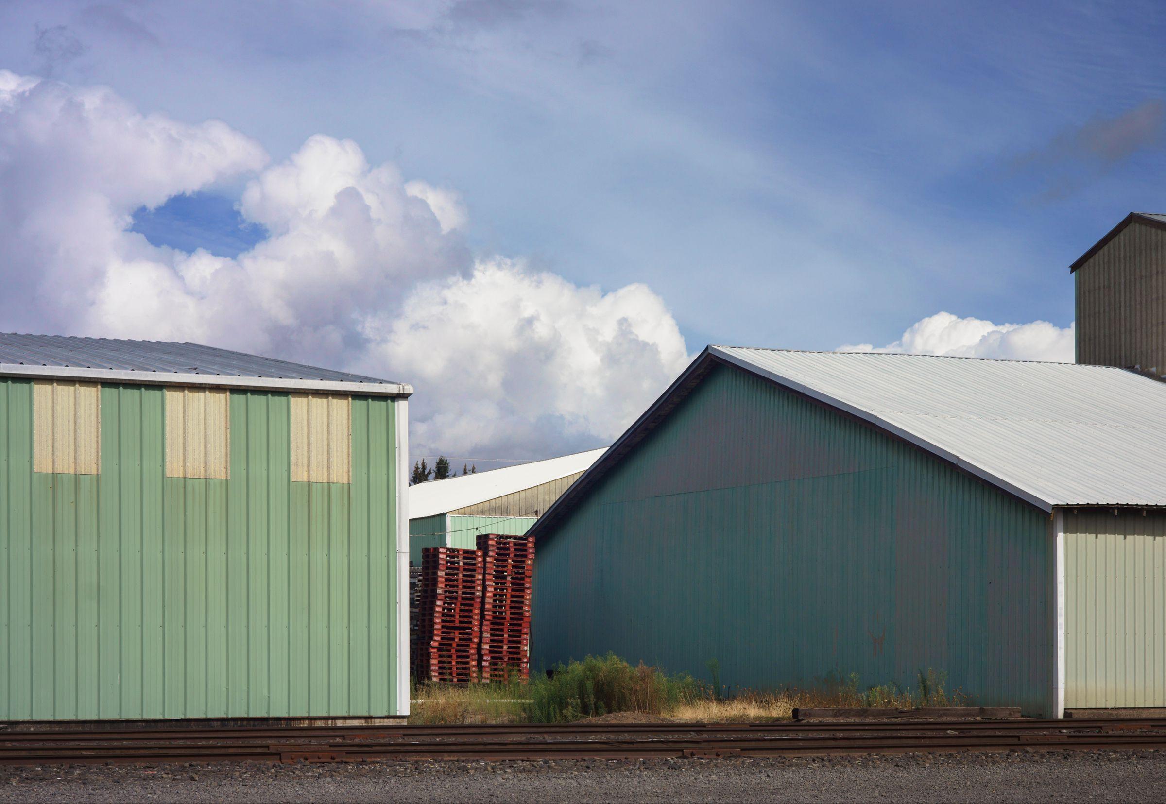 Train Yard, Oregon