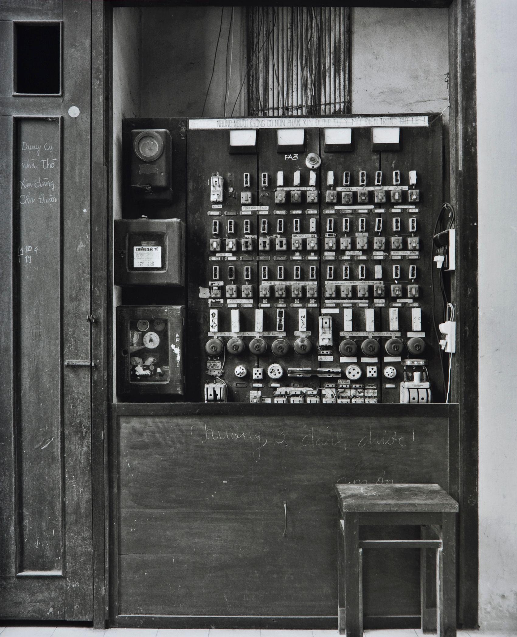 Electrical Panel, Hue Monestary