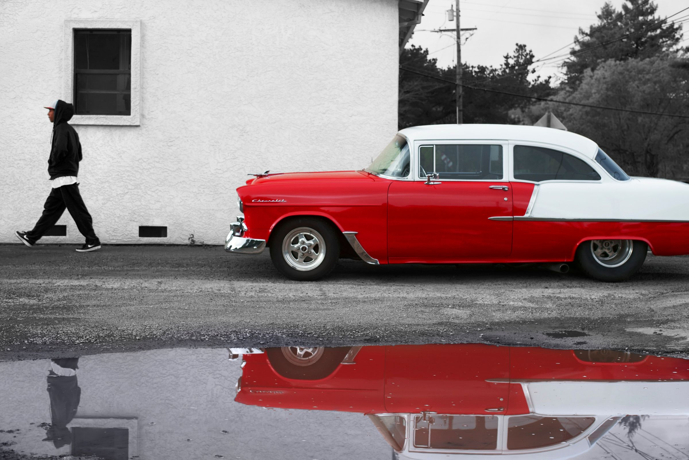 Red Ride, Napa CA