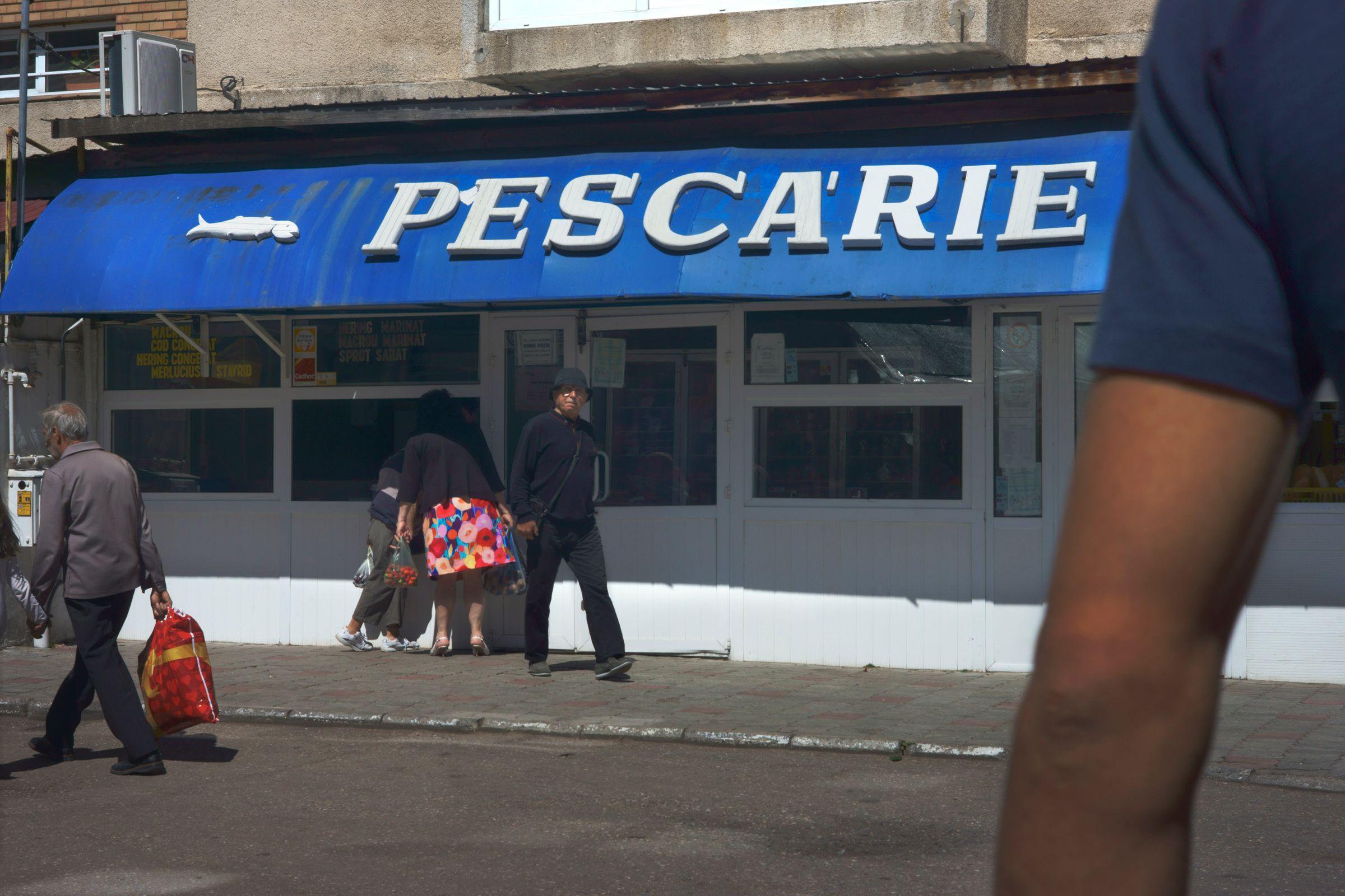 Pescarie, Tirgoviste
