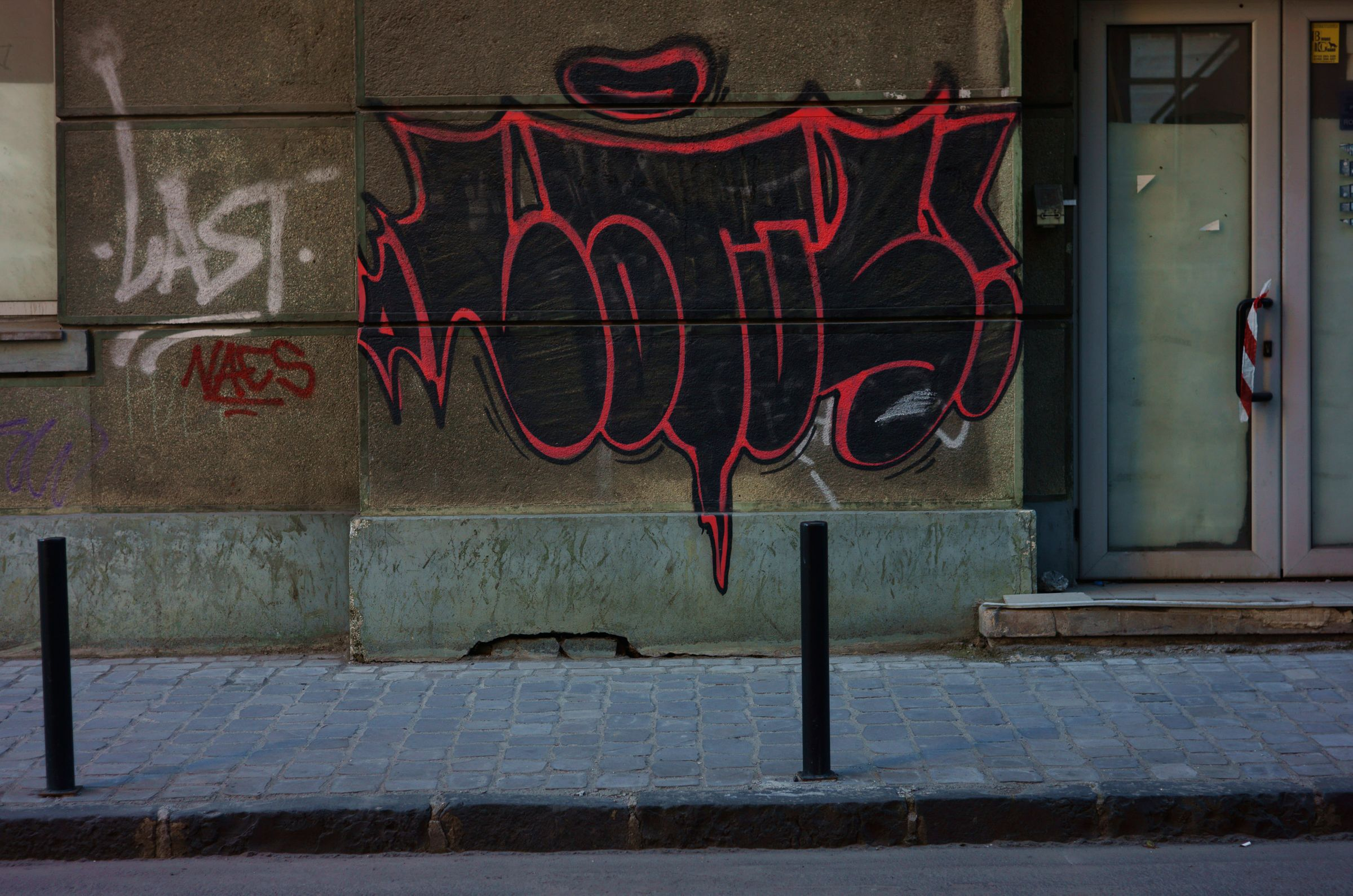 Transylvania Grafitti, Brasov
