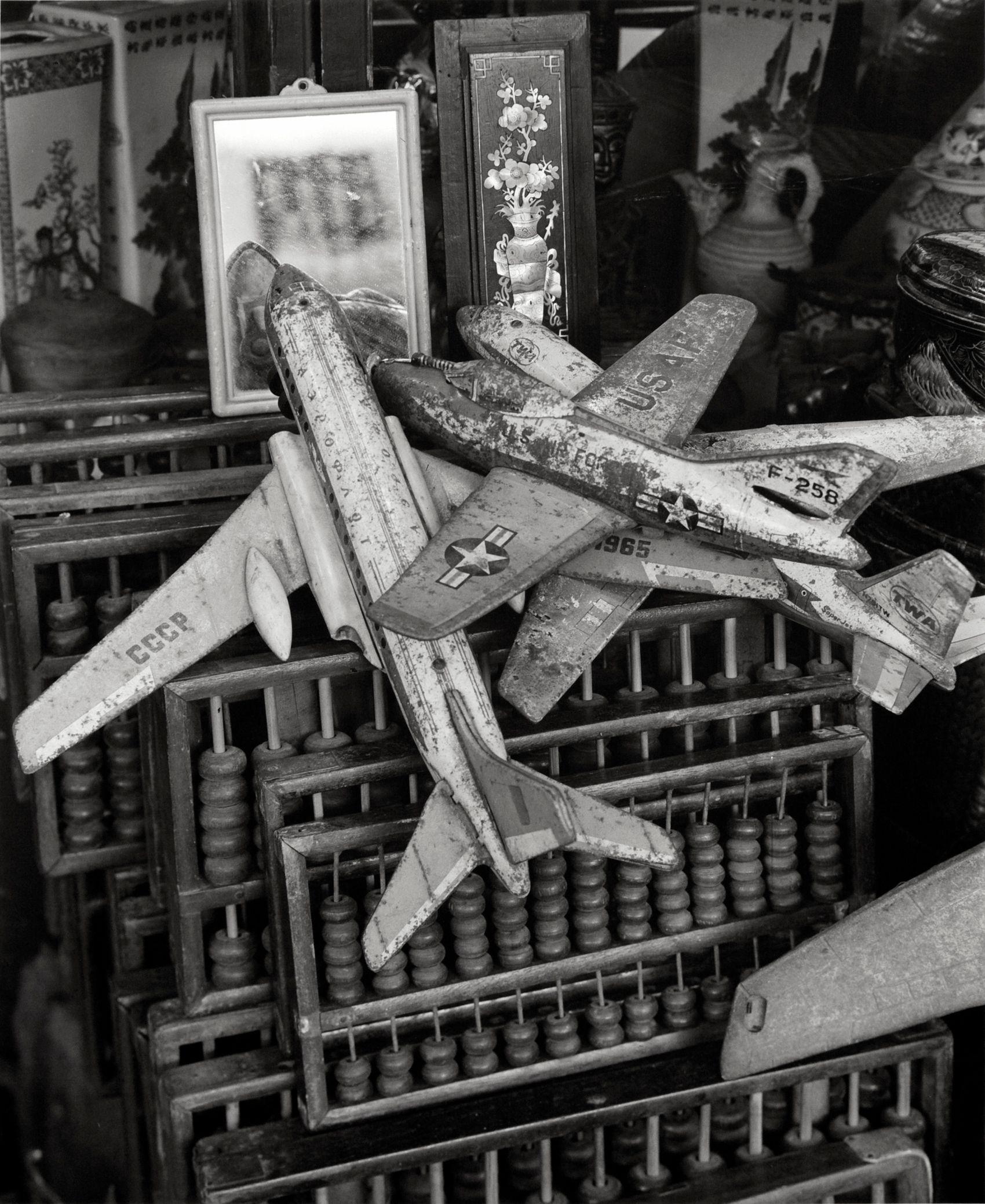 Toy Planes, Saigon