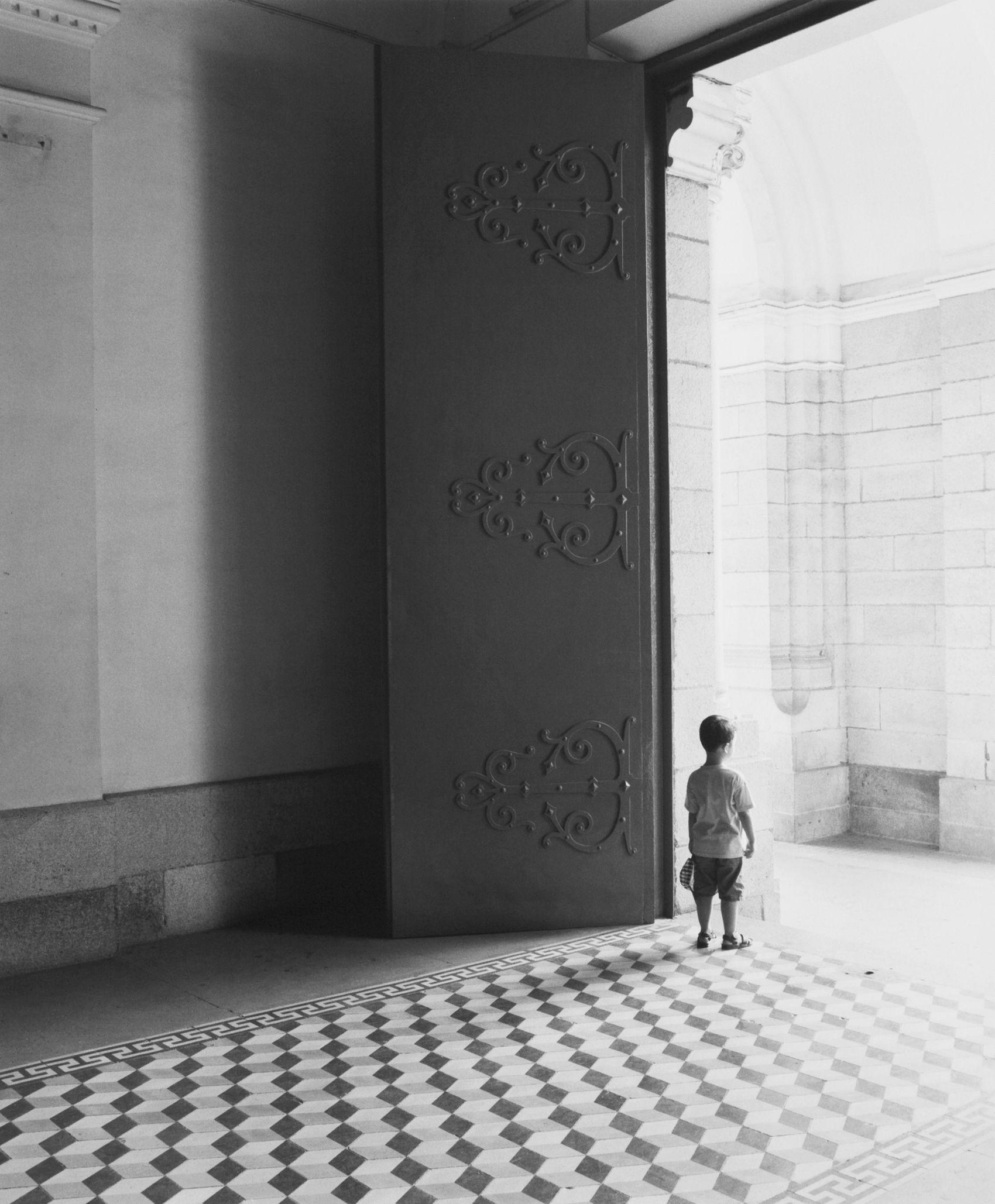 Cathedral Doors, Saigon