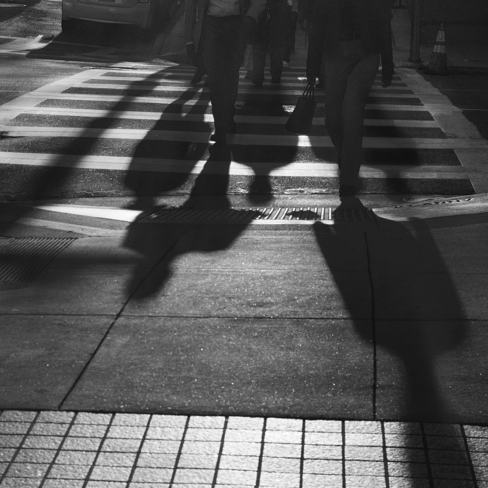 Shadows in Square