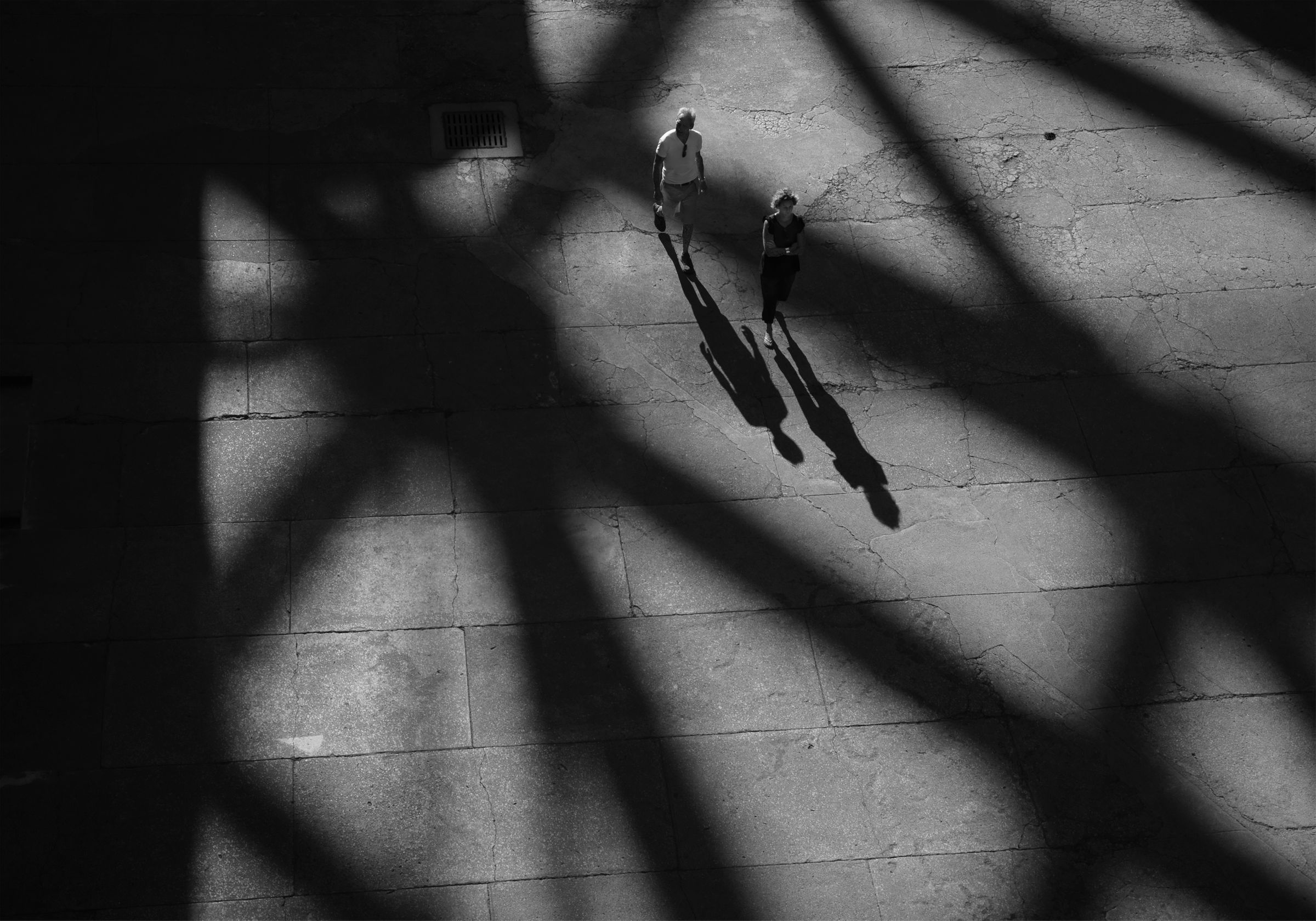 Shadow in the Wheel