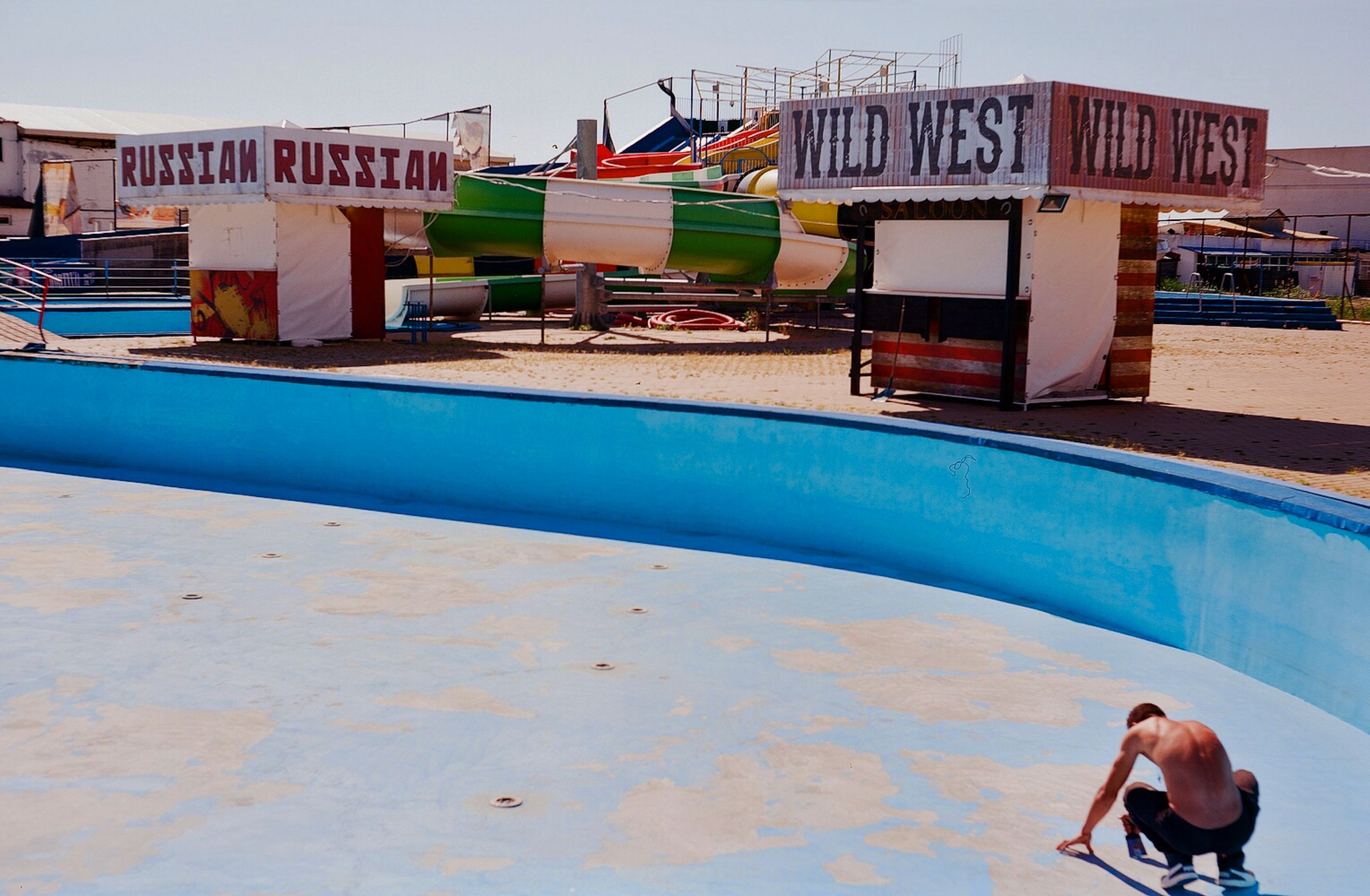 Russian, Wild West